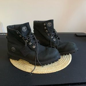 Timberland Mid-calf Fold On Authentic Shoe Boots